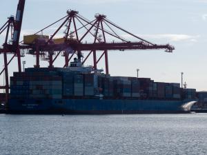 Photo of M.V RITA ship