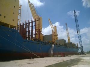 Photo of BALTIC MERCUR II ship