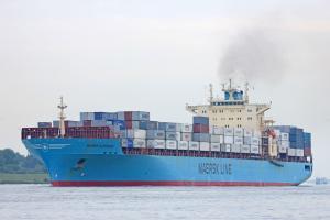 Photo of MAERSK GATESHEAD ship