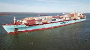 Photo of MAERSK GARONNE ship