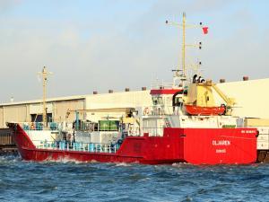 Photo of OLJAREN ship