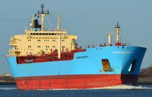 Photo of MAERSK ROSYTH ship