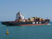 MSC DONATA (MMSI: 372491000)
