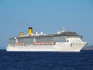 vessel photo COSTA MEDITERRANEA