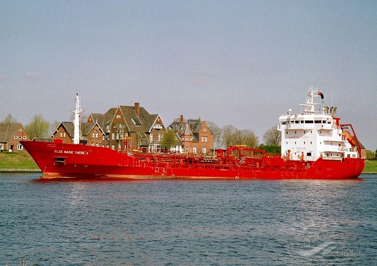 ELSE MARIE THERESA (MMSI: 220002000) ; Place: Kiel_Canal/ Germany