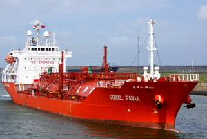 Photo of LADY FAVIA ship