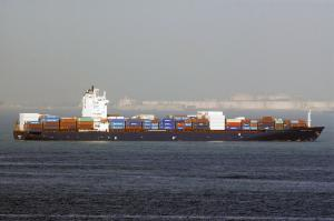 Photo of SSL BRAHMAPUTRA ship
