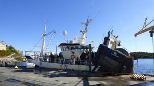 Photo of HOVAAGTRAAL ship