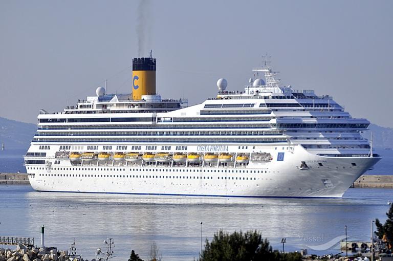 Costa Fortuna Passenger Cruise Ship Scheepsdetails En