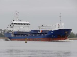 Photo of PEX ship