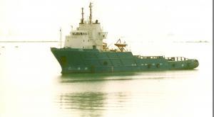 Photo of JURA ship