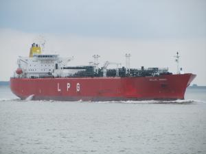 Photo of LPG SCORPIO ship