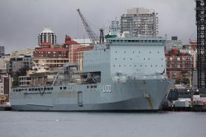 Photo of AUSTRALIAN WARSHIP ship