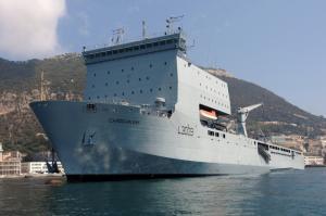 Photo of RFA CARDINGAN BAY ship