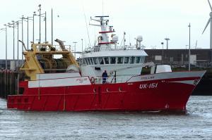 Photo of UK151 STELLAR ship