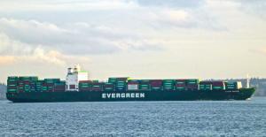 Photo of EVER ELITE ship