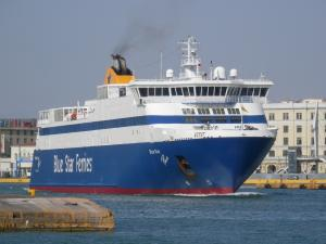 Photo of BLUE STAR PAROS ship