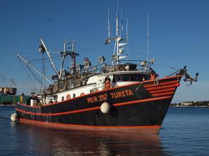 Photo of TURETA ship