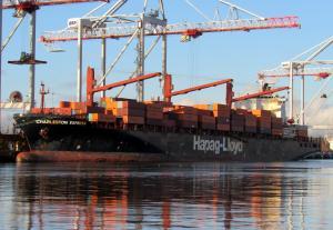 Photo of CHARLESTON EXPRESS ship