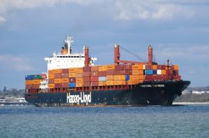 Photo of YORKTOWN EXPRESS ship