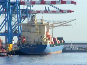 Photo of SITC GENSAN ship