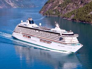 Photo of Crystal Serenity ship