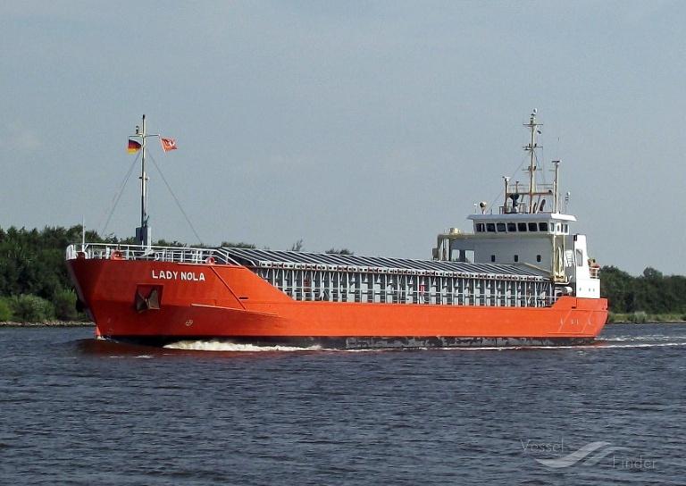 LADY NOLA (MMSI: 244150000) ; Place: Kiel_Canal