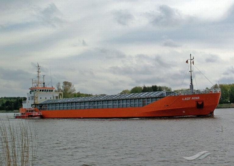 LADY NOVA (MMSI: 245727000) ; Place: Kiel_Canal/ Germany