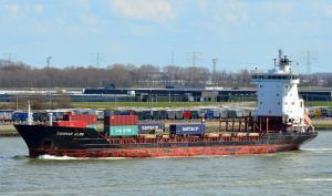 Photo of CONMAR ELBE ship