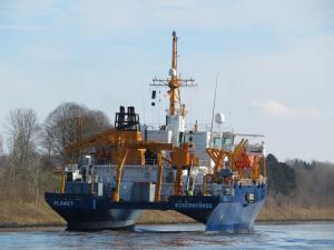 Photo of PLANET ship