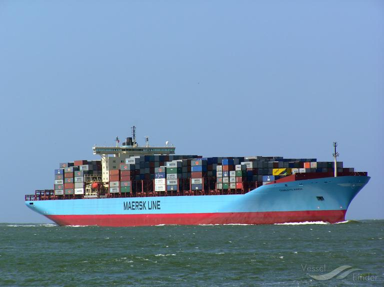 CHARLOTTE MAERSK photo