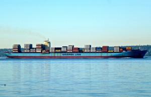 Photo of CORNELIA MAERSK ship