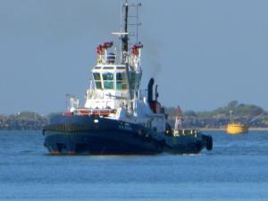 Photo of V.B. BORA ship