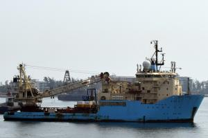 Photo of MAERSK WINNER ship