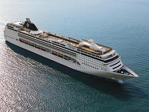 vessel photo MSC LIRICA