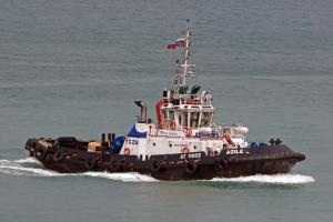 Photo of AGILE ship