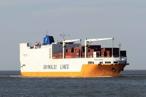 Photo of GRANDE NIGERIA ship