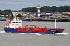 Photo of HANNE THERESA ship