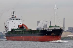 Photo of AASHEIM ship