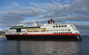 Photo of MS Midnatsol ship