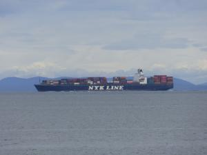 Photo of NYK ATHENA ship