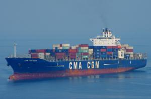 Photo of CMA CGM PUGET ship