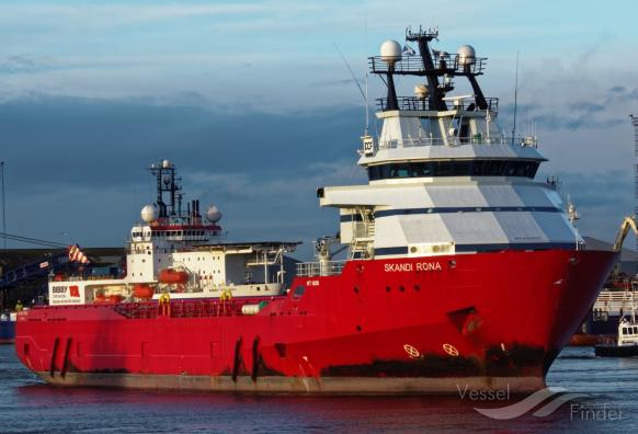 SKANDI RONA, Offshore Tug/Supply Ship - Details and current