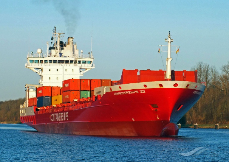 CONTAINERSHIPS VII photo