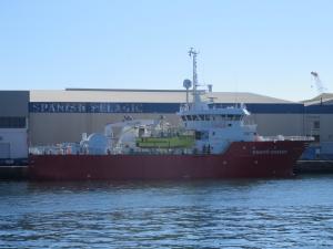 Photo of SANCO CHASER ship