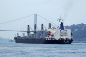 Photo of CRUX ship