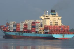 Photo of OLGA MAERSK ship