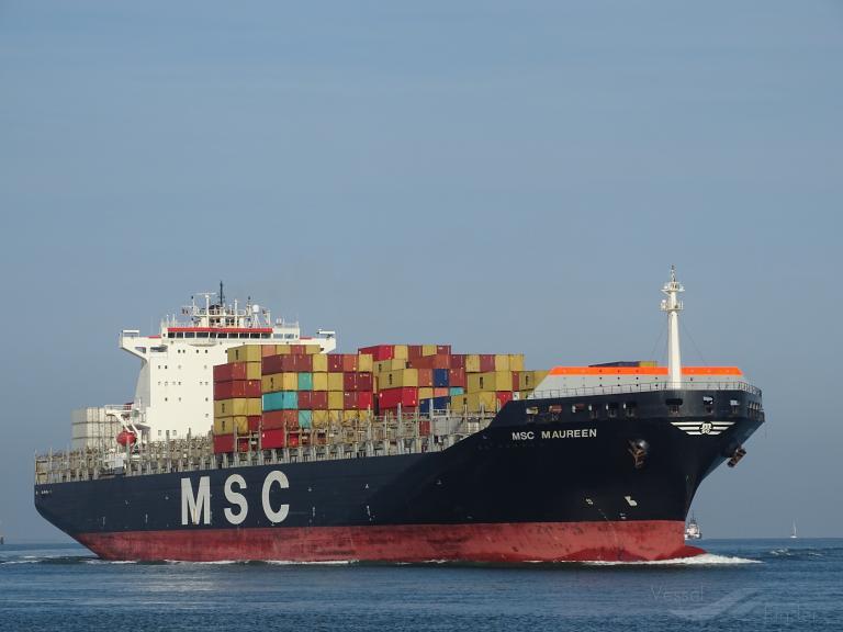 MSC MAUREEN photo