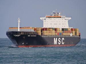 Photo of MSC MAUREEN ship