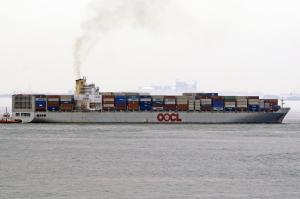Photo of OOCL ROTTERDAM ship